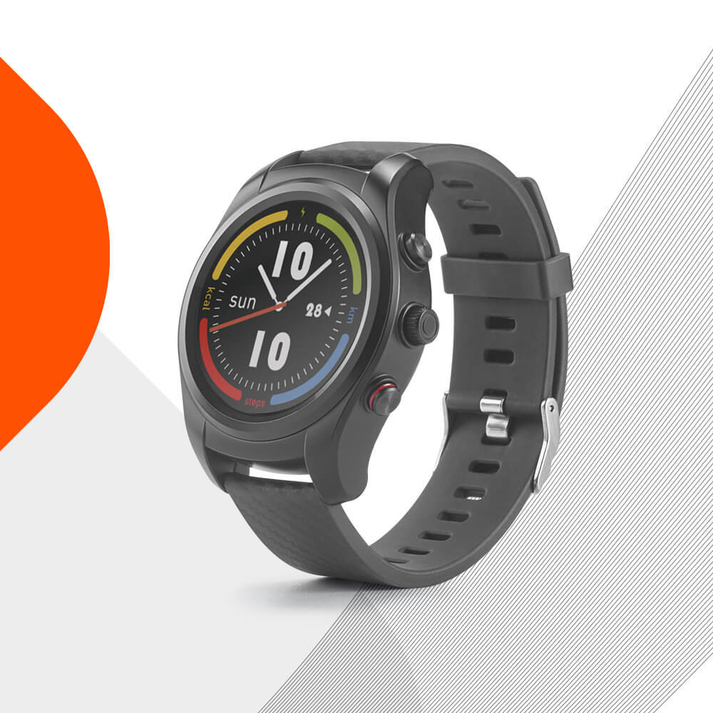 Ekston METRONOME smart watch. Modern and sophisticated with an innovative design.